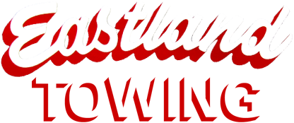 Eastland Towing logo. Click to access the home page.
